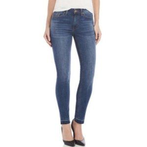Skinny Jeans Destroyed Frayed hem
